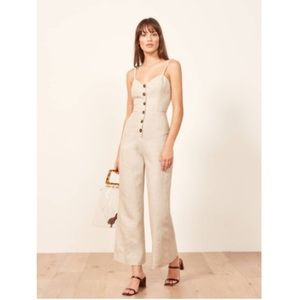 Reformation Torta Jumpsuit
